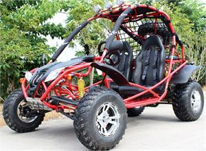 Falcon 200 Go Kart, CVT Automatic with Reverse