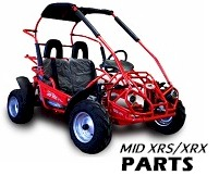 TrailMaster MID XRS XRX Gokart Parts Guggy Parts